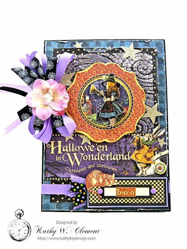 halloween-in-wonderland-card-halloween-in-wonderland-by-kathy-clement-for-frilly-and-funkie-going-round-in-circles-challenge-product-by-graphic-45-photo-3