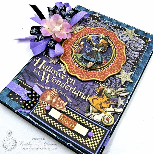 halloween-in-wonderland-card-halloween-in-wonderland-by-kathy-clement-for-frilly-and-funkie-going-round-in-circles-challenge-product-by-graphic-45-photo-4