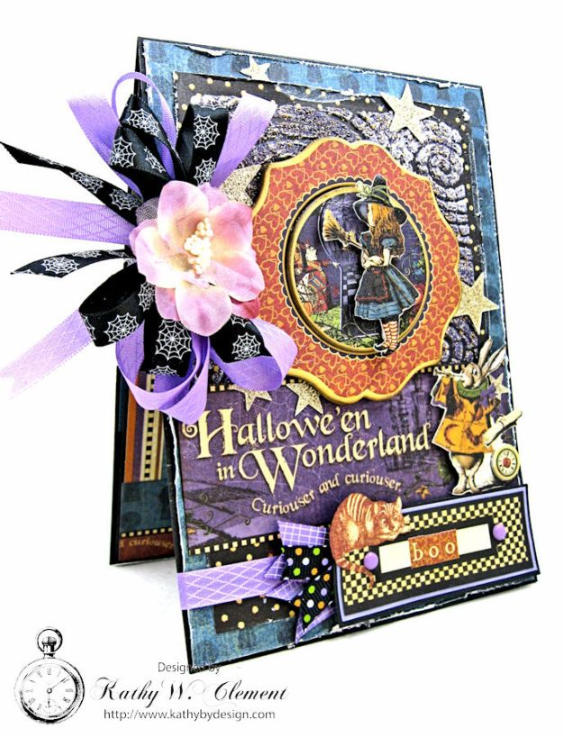 halloween-in-wonderland-card-halloween-in-wonderland-by-kathy-clement-for-frilly-and-funkie-going-round-in-circles-challenge-product-by-graphic-45-photo7