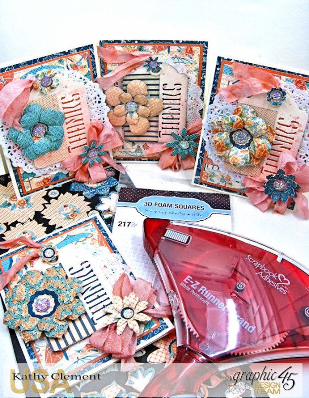 quick-and-easy-thank-you-notes-tutorial-for-3l-scrapbook-adhesives-blog-hop-cafe-parisian-by-kathy-clement-product-by-graphic-45-photo-1