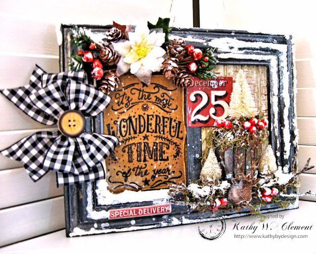 home-for-the-holidays-altered-woodland-frame-for-frilly-and-funkie-by-kathy-clement-photo-2