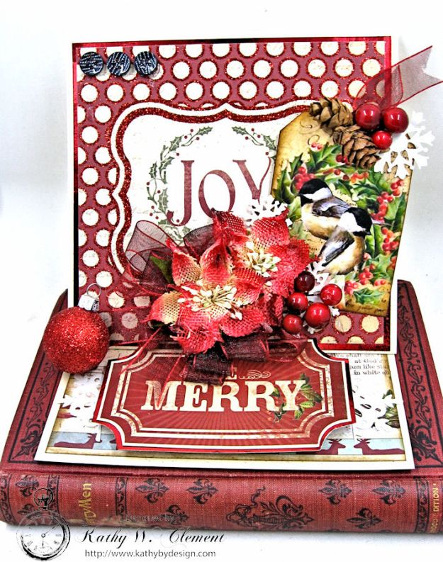 my-little-chickadee-christmas-card-by-kathy-clement-for-really-reasonable-ribbon-product-by-pollys-paper-studio-photo-2-2