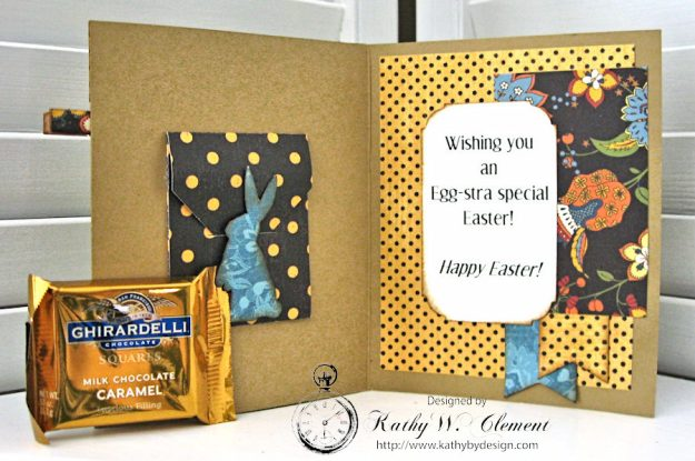 Super Sweet Easter Treat Basket by Kathy Clement for Really Reasonable Ribbon Photo 7