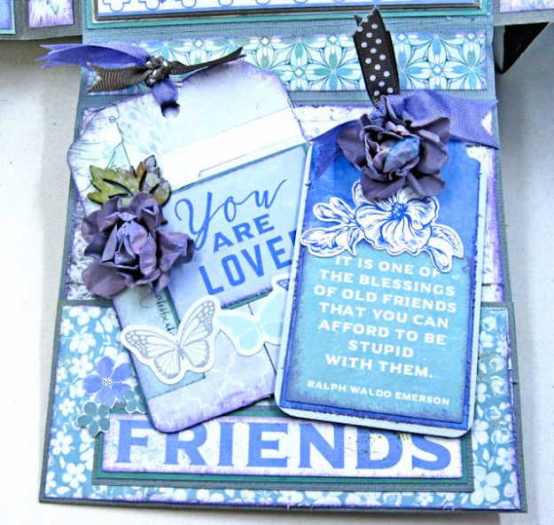 Kaisercraft 2017/18 Design Team Application Lilac Whisper Celebration Folio by Kathy Clement Product by Kaisercraft Photo 14