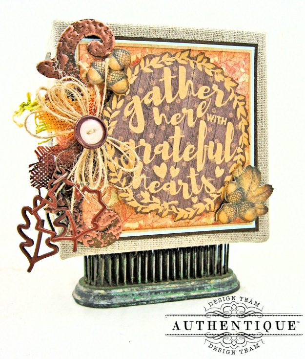 Authentique Home Decor Trio on a Shoestring by Kathy Clement Photo 6