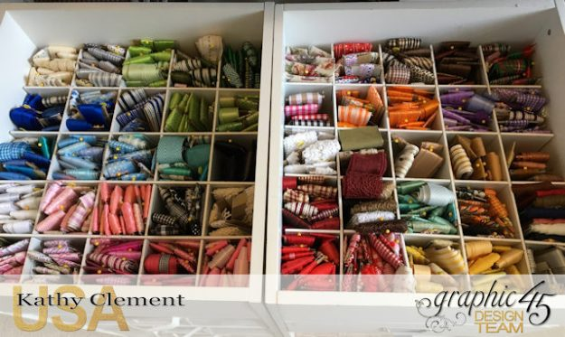Kathy by Design Studio Tour with Storage, Organization and Money Saving Tips Photo 4