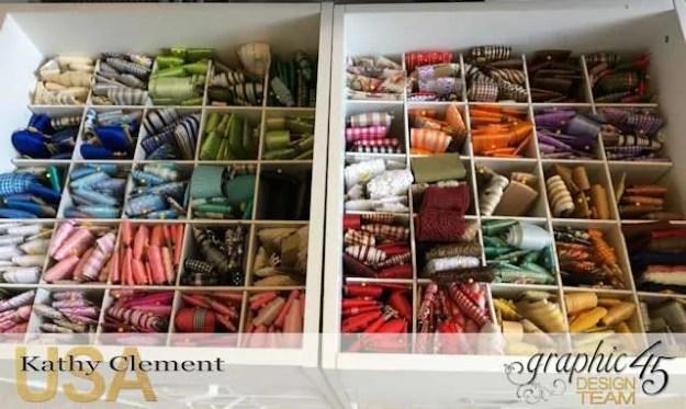 Kathy by Design Studio Tour with Storage, Organization and Money Saving Tips Photo 4