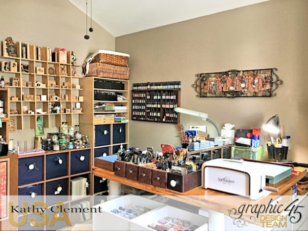 Kathy by Design Studio Tour with Storage, Organization and Money Saving Tips Photo 5