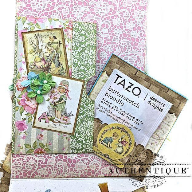 Authentique Jubilee Project Share and Center Step Easel Card Tutorial by Kathy Clement Photo 14