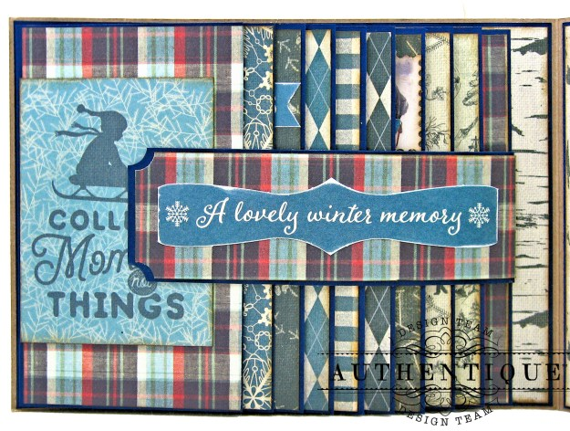 Authentique Solitude Waterfall Folio Tutorial by Kathy Clement Photo 08