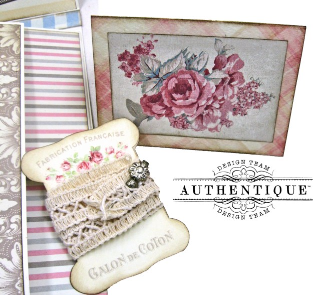 Authentique Stitches Mother's Day Sewing Card Folio Kathy Clement Kathy by Design Photo 05