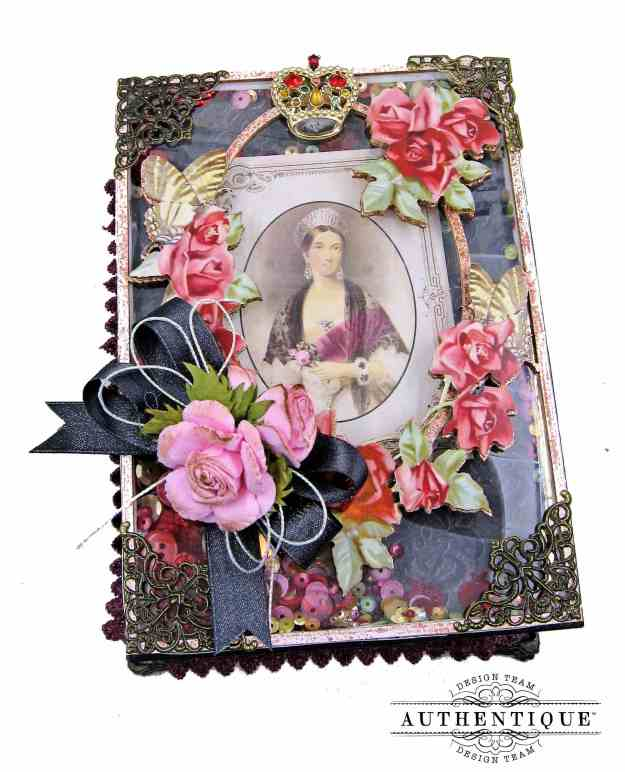 Authentique Flawless Queen Mum Mother's Day Gift Ensemble by Kathy Clement Kathy by Design Photo 01