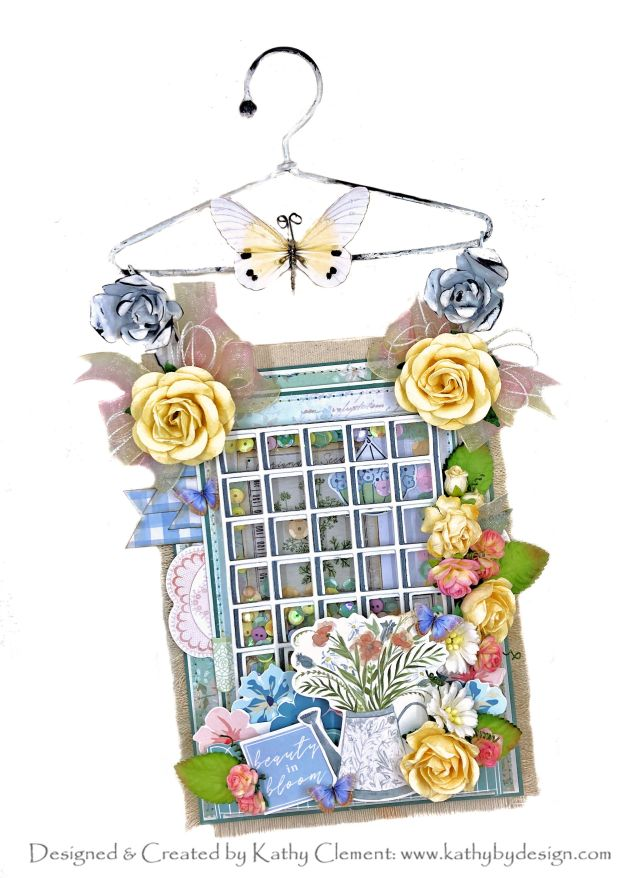 Amazing Paper Grace Save the Date Die Shaker Window by Kathy Clement PHoto 01