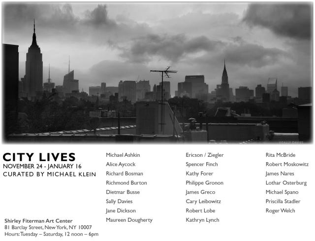 city lives invitation card
