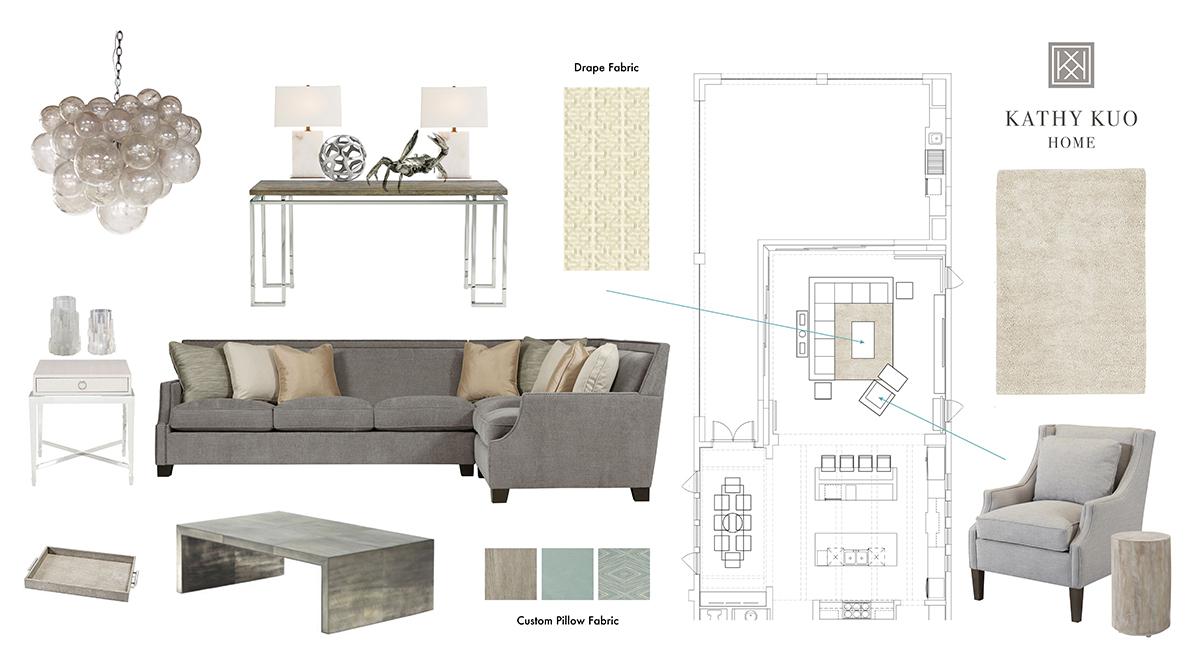 Tear Sheet Interior Design