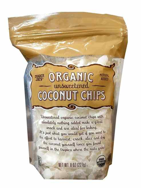 coconut chips for vegan bacon