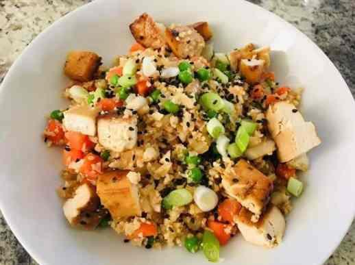 IMG_8807-2-300x225 Skinny Cauliflower Fried Rice with Tofu