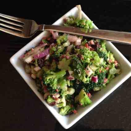 img_1837-1300x1300-300x300 Skinny Broccoli, Cranberry and Coconut Bacon Salad