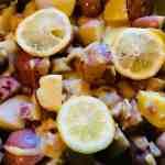 IMG_9295 Skinny Lemony Miso Roasted Potatoes