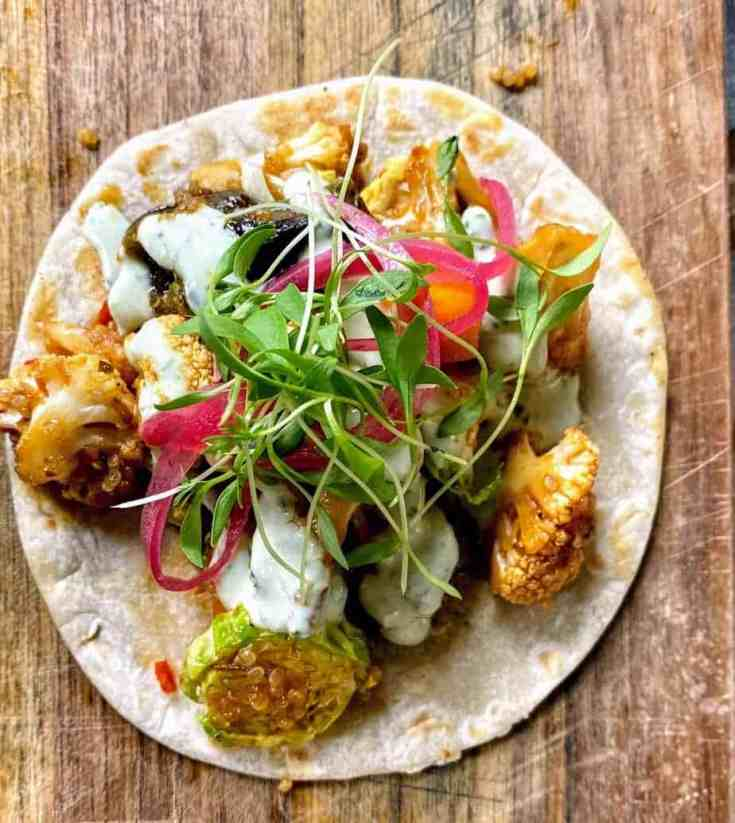 Cauliflower Tacos Recipe
