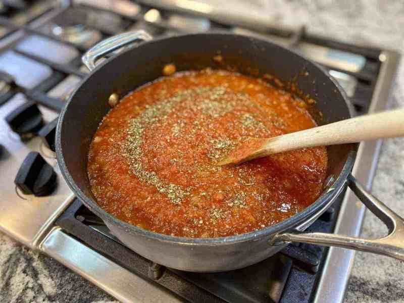 Vegan Marinara Sauce Recipe