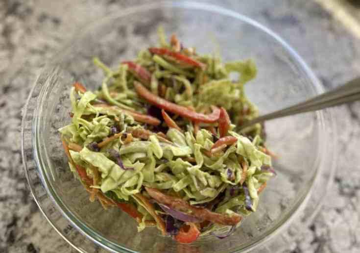 IMG_0536-scaled Vegan Coleslaw with Avocado & Cilantro