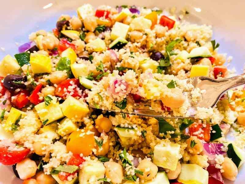 Mediterranean-Couscous-Salad-tossed-1024x768 Mediterranean Couscous Salad
