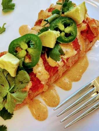 Vegan Enchiladas Recipe