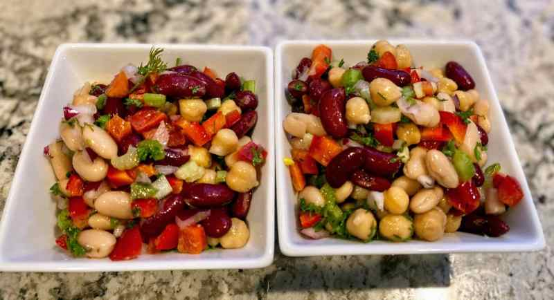 bean salad side dish