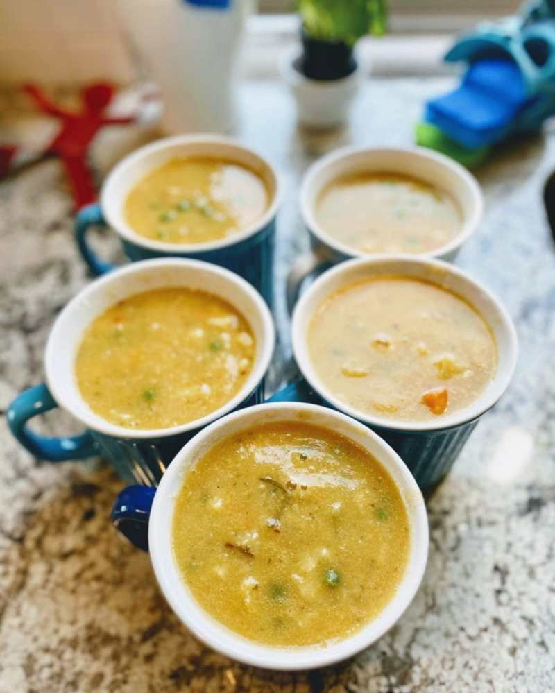 cauliflower potato soup recipe