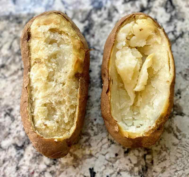 how to bake a twice baked potato