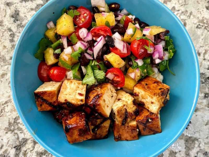 Jerk Tofu Recipe
