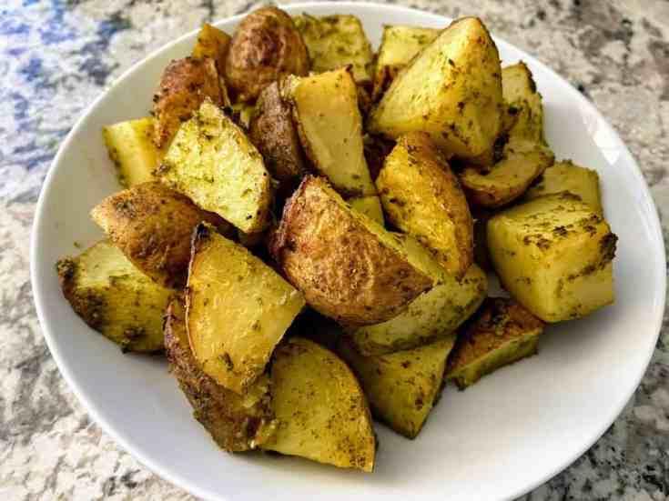 potatoes with pesto recipe