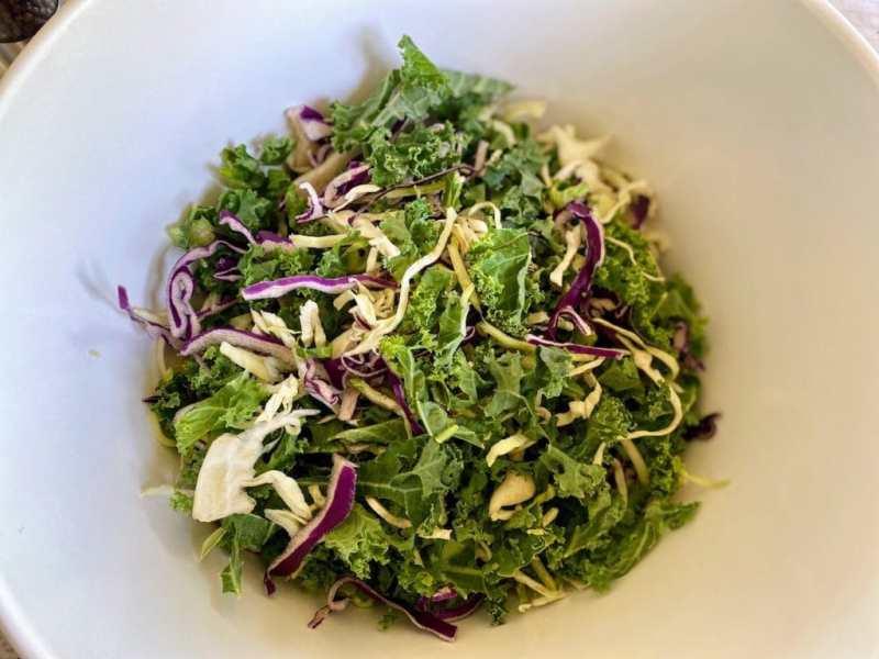 kale slaw southwest coleslaw recipe