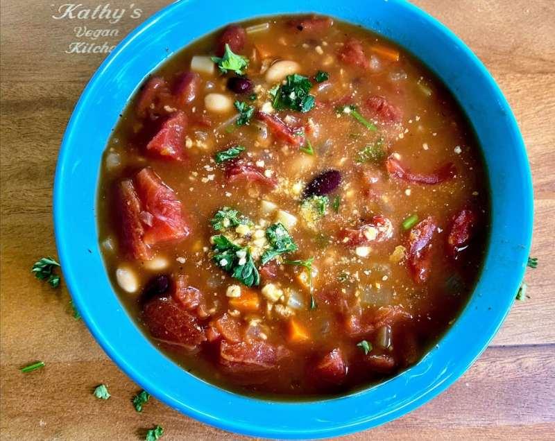 Copy Cat Olive Garden Soup
