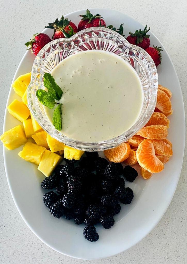 Dip for fruit recipe