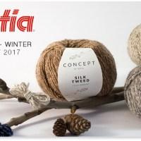 New Katia Autumn – Winter 2016 / 2017 Collection