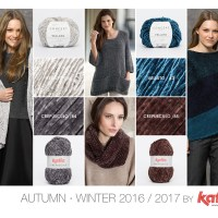 10 Autumn – Winter 2016 / 2017 Fashion Trends that you can knit or crochet yourself using our yarns and pattern magazines