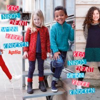 Hand knit kids fashion back to school with Katia Kids 83