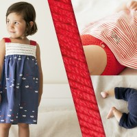 Knit and fabric or crochet and fabric, you choose! Get to know the new Knit and Sew patterns