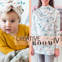 Your sewing projects: Get inspired with our Creative room IV