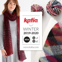 11 new Katia yarns to enjoy making projects with only 1 or 2 balls this Autumn Winter 2019-2020