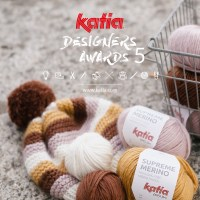 Katia Designers Awards 5: A new opportunity to publish your own design in a Katia magazine