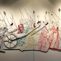 ¡Experiencias WWKiPD 2014! Arte con lanas