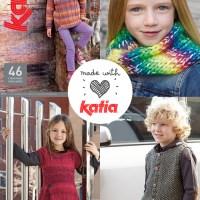 ¡10 revistas Katia para no parar de tejer!