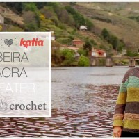 Craft Lovers ♥ Jersey Ribeira Sacra tejido con Katia Lincys por The Single Crochet