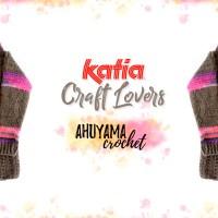 Cómo hacer a ganchillo un abrigo diferente con el superpatrón y el videotutorial de Ahuyama Crochet