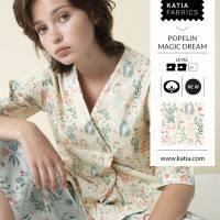 Patrones de mujer para coser en verano: Vestidos camiseros, blusas con aire oriental y mucho más
