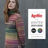 10 nuevos hilos estampados para tejer prendas con diseños jacquard, animal print, degradé, tonos flúor...
