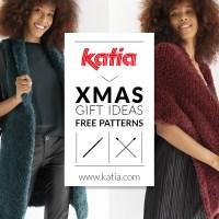 Descarga gratis 20 patrones fáciles para tejer a punto y ganchillo los regalos de Navidad de toda la familia